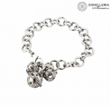 Call Roberto Giannotti angels silver bracelet Woman sfa39